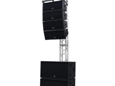 Iniciando No Audio Profissional VIII – PA, Line Array, Fly PA e Delay