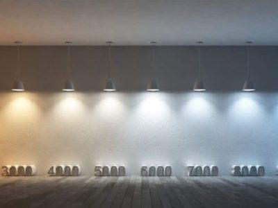 Iluminação III – Temperatura de Cor – Qual a diferença de 3200K e 6500K?