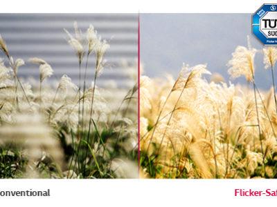 Flicker em Lâmpadas – O fenômeno da cintilação